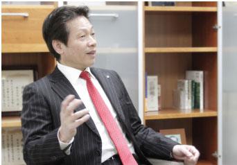 保険ライコ 専務取締役 近藤康男