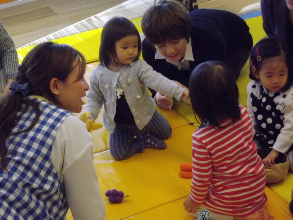 2017.4.10【黒川店】 えいごあそび
