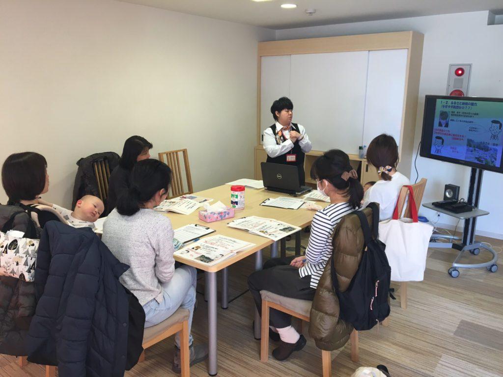 2017.4.11【吹上店】女性のためのマネーセミナー