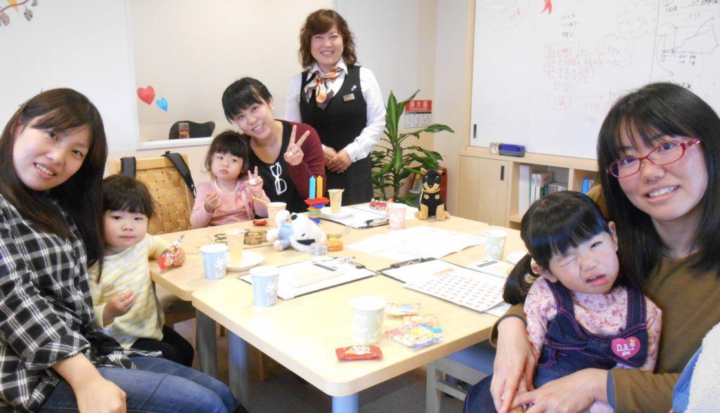 2017.09.19【植田店】 🍀 賢いママのための教育資金セミナー 🍀