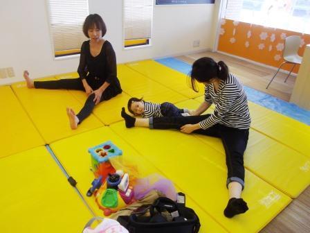 【黒川店】💛ベビータッチ&ママヨガセミナーを開催しました💛