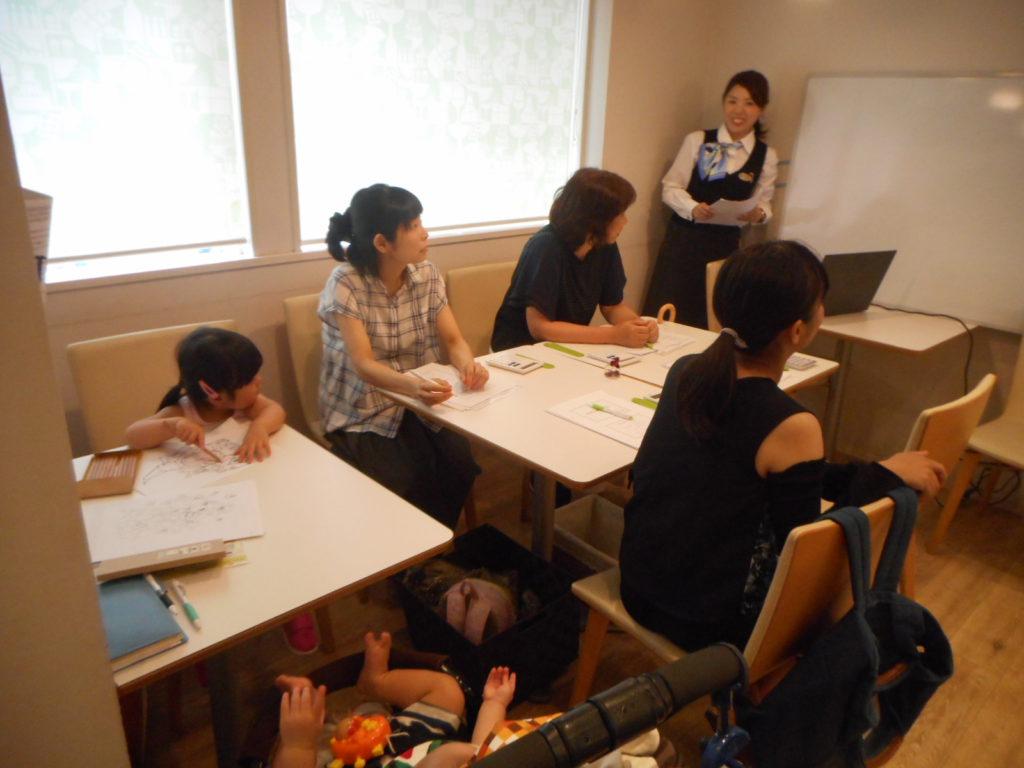 2018.1.30【守山店】今知っておけば怖くない!大学資金の話atくじらカフェ