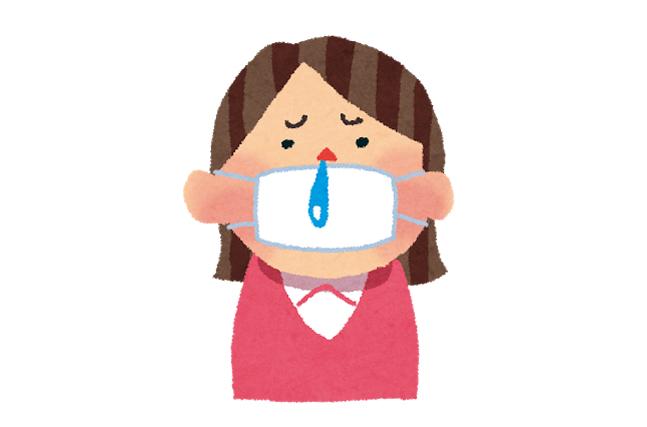 【守山店】温度差で起りやすい『寒暖差アレルギー』に注意!