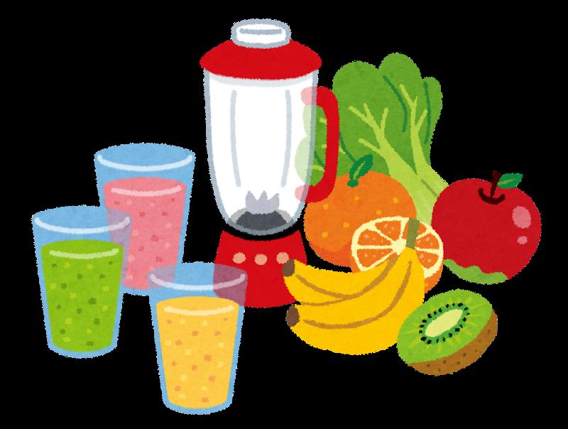 【植田店】野菜ジュースの糖分量…ご存知ですか?