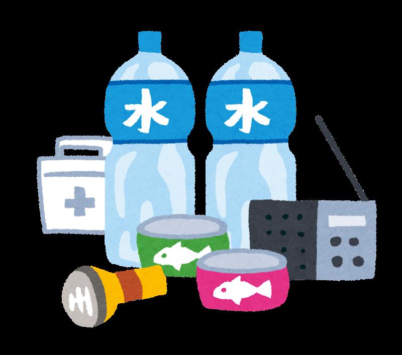 【植田店】地震が発生した際、水がとっても大切!