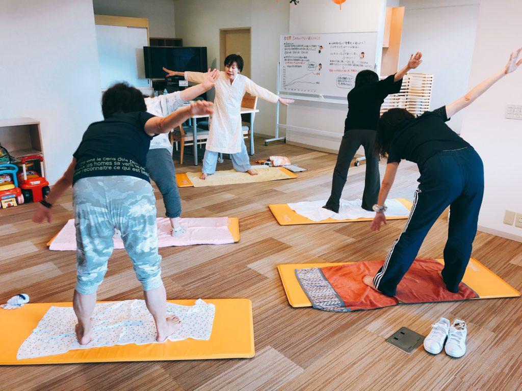 【黒川店】生き活きヨーガセミナーを開催しました✨