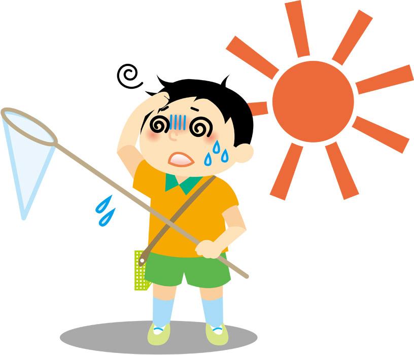 【植田店】子供は特に要注意!脱水による熱中症予防のカギ🔑