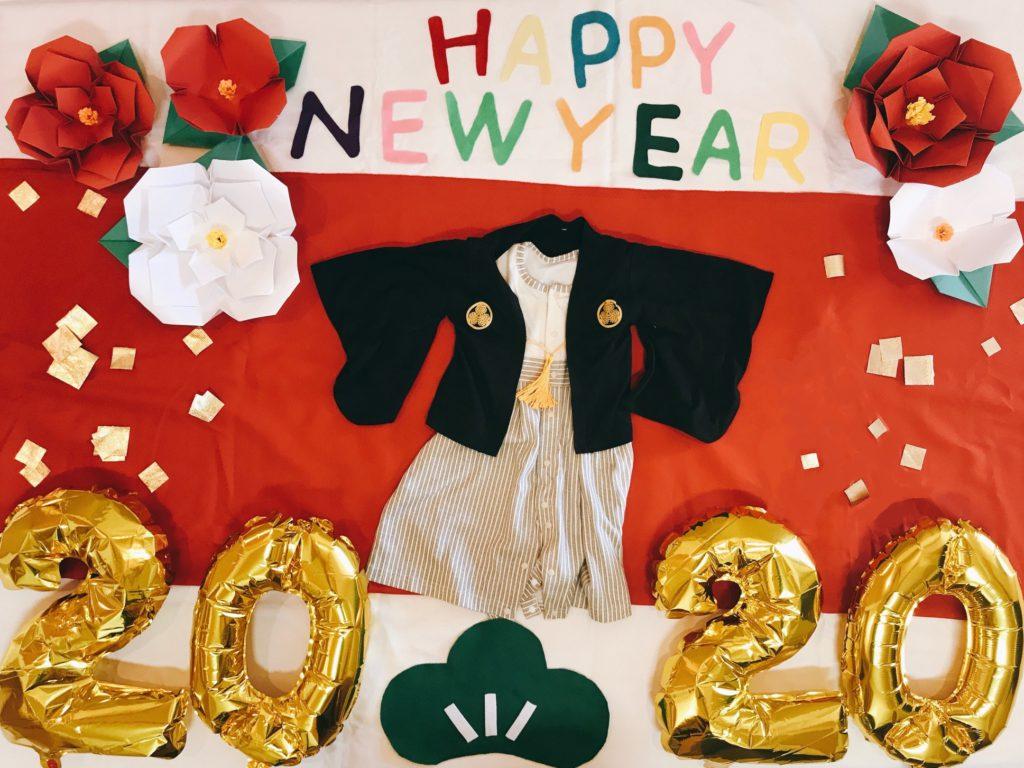 2019.11.17~18【植田店】🎅ゴロリンフォト&手形アート(X'mas・お年玉Ver.)イベント🎍