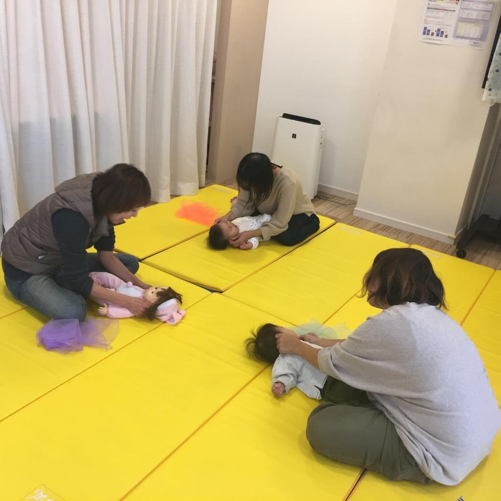 【守山店】ベビータッチ&ママストレッチセミナー開催しました👶🍼