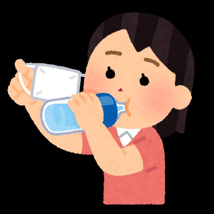 【黒川店】冬の脱水に注意☝