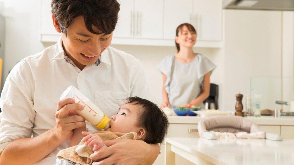 【黒川店】出産後に仕事をしている妻はどれくらい?