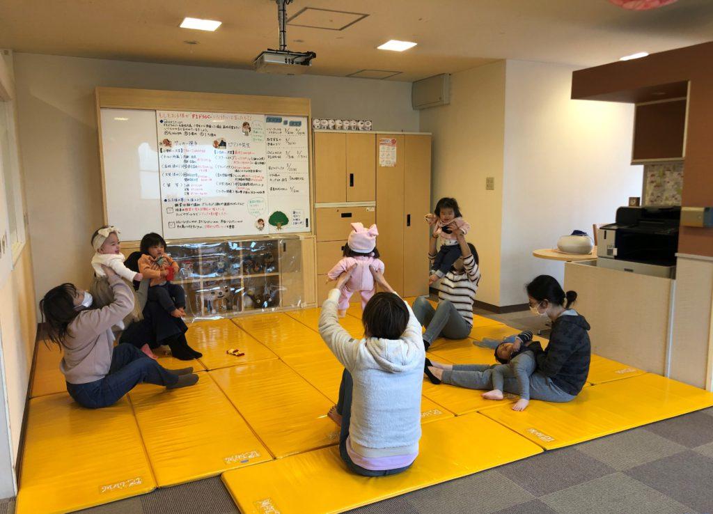 2021.9.2【植田店】ベビータッチ&ママストレッチセミナー